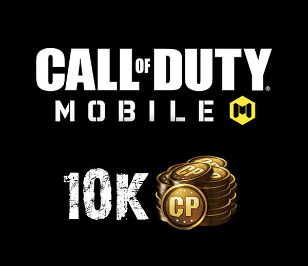 10000 سی پی کالاف دیوتی موبایل